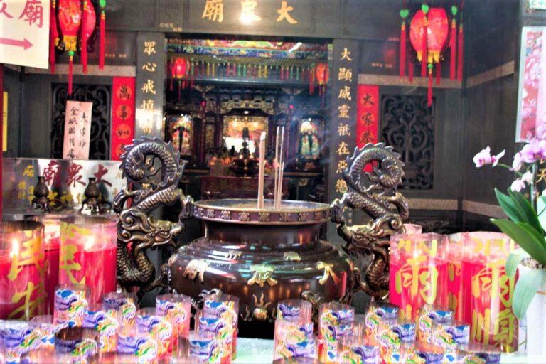 Glaube oder Aberglaube in Taiwan